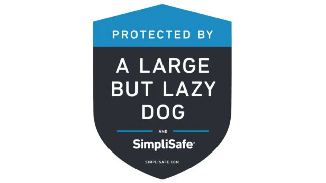 SimpliSafe Will Honor the Pet Protectors of 100 Lucky Owners With Yard Signs, Window Decals