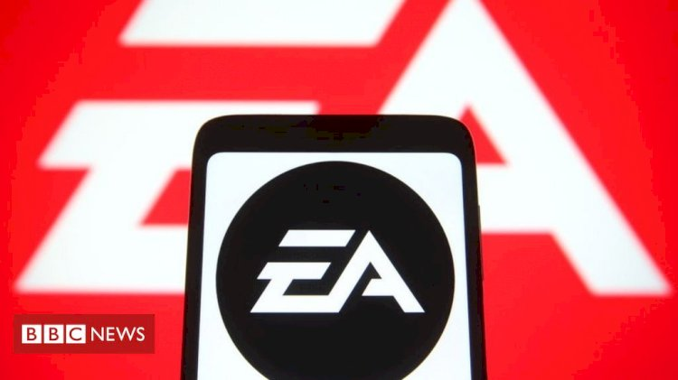 EA: Gaming giant hacked and source code stolen