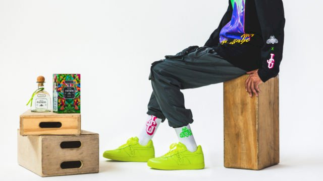 Patrón and Designer John Geiger to Launch a Streetwear Line on National Tequila Day